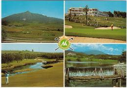 GOLF:  Nueva Andalucia - CAMPO De GOLF 'Las Brisas'  - Marbella-Costa Del Sol  (Espana/Spain) - Golf