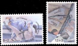 Belgium 2119/20**  Jeux Olympiques Los Angeles  MNH - Belgique