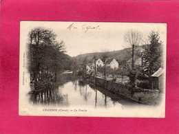 23 Creuse, Chambon, La Voueize, (Pinthon, L. L.) - Chambon Sur Voueize