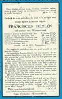Bp   Z. Eew. Heer    Heylen   Noorderwijk   Terhagen   Westmeerbeek - Images Religieuses