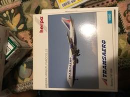 Herpa 1:500 Dubai 747 Transaero - Airplanes & Helicopters