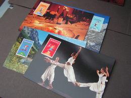 MC 2006  Tourismus . 1412 - 1415  Micehl €  11,00 - Maximumkarten (MC)