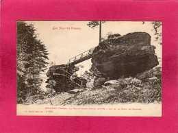 88 Vosges, Senones, La Roche Mère Henri, (Ad. Weick) - Senones