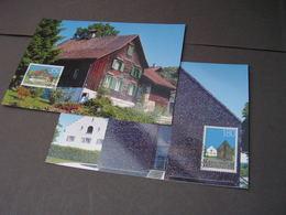 MC 2006 Orte  1434 - 1435  Micehl € 10,00 - Maximumkarten (MC)