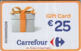 Gift Card Italy Carrefour Orange - Gift Cards