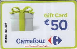 Gift Card Italy Carrefour Green - Gift Cards