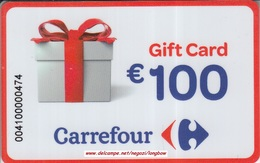 Gift Card Italy Carrefour Red - Gift Cards