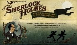ALDERNEY - 2009  SHERLOCK  HOLMES  MS  MINT NH IN ORIGINAL FOLDER - Alderney