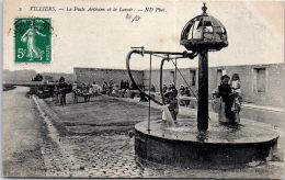 41 VILLIERS - Le Puits Artésien Et Le Lavoir - Other Municipalities