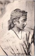 ALGERIE - Portrait D'une Jeune Fille - Algérie