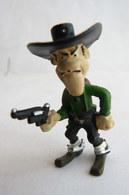 FIGURINE LUCKY LUKE PLASTOY 2009 JOE DALTON Tubo - Figurines