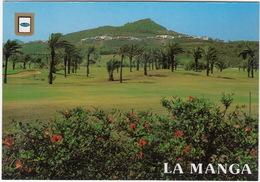 GOLF: La Manga Del Mar Menor - Campo De Golf . Vista General - (Cartagena, Murcia - Espana/Spain) - Golf