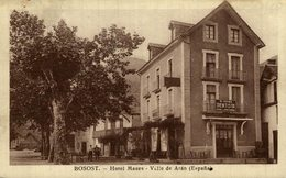LERIDA - BOSOST HOTEL MASES VALLE DE ARAN - Lérida