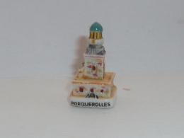 FEVE LES PHARES, LE PHARE DE PORQUEROLLES - Regions