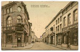 CPA - Carte Postale - Belgique - Saint Nicolas - Rue De L'Ancre - 1925 ( SV5683) - Saint-Nicolas