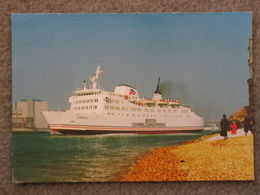 BRITISH CHANNEL ISLAND FERRIES CORBIERE - Fähren