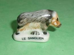 Fèves / Animaux : Le Sanglier   T102 - Animals