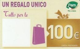 Gift Card Italy Pam - Un Regalo Unico (100) - Gift Cards