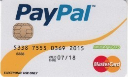 Gift Card Italy Paypal - Gift Cards