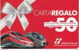Gift Card Italy TrenItalia (50) - Gift Cards