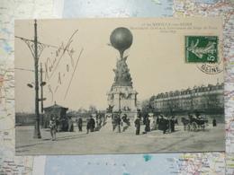 Monument élevé Aus Aéronautes Du Siège De Paris 1870-1871 - Neuilly Sur Seine