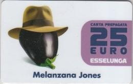 Gift Card Italy ESSELUNGA - Scad.2016 - Melanzana Jones - Gift Cards