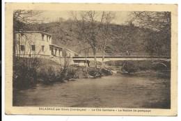 24-SALAGNAC-La Cité Sanitaire - La Station De Pompage... - France