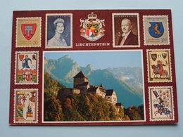 LIECHTENSTEIN ( Timbres / Stamps / Briefmarken ) ( Gassner ) Anno 1989 ( Voir / Zie Photo ) ! - Liechtenstein