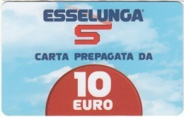 Gift Card Italy ESSELUNGA - Scad.2014 - Gift Cards