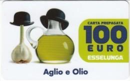 Gift Card Italy ESSELUNGA - Scad.2015 - Aglio E Olio - Gift Cards