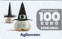 Gift Card Italy ESSELUNGA - Scad.2015 - Aglioween - Gift Cards