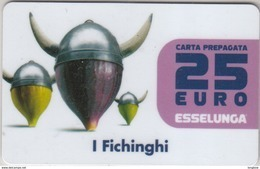 Gift Card Italy ESSELUNGA - Scad.2015 - I Fichinghi - Gift Cards
