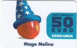 Gift Card Italy ESSELUNGA - Scad.2016 - Mago Melino - Gift Cards