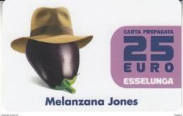 Gift Card Italy ESSELUNGA - Scad.2018 - Melanzana Jones - Gift Cards