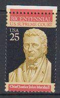 USA 1990 US Supreme Court 1v ** Mnh (40747F) - Verenigde Staten