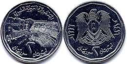 10 Pieces Syria - 2 Pounds 1996 UNC Bag - Syrie