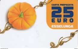 Gift Card Italy ESSELUNGA - Scad.2019 - Zucca - Gift Cards