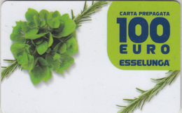 Gift Card Italy ESSELUNGA - Scad.2020 - Insalata - Gift Cards