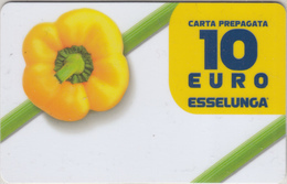 Gift Card Italy ESSELUNGA - Scad.2020 - Peperone - Gift Cards