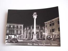 Rovigo - Piazza Vittorio Emanuele Notturno - Rovigo