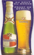#D223-081 Viltje Kronenbourg - Sous-bocks