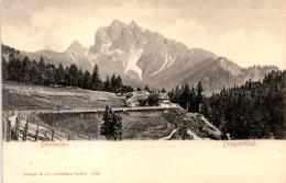 Dürrenstein - Pragserthal (2790) - Italie