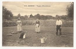 80 Amiens, Types D'Hortillons. Lot De 2 Cartes (A5p65) - Amiens