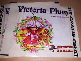 Victoria Plum Bustina Con Figurine Panini 1983 Edizione Gratis - Panini