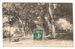 31 Saint Ferréol, Carrefour Du Parc, Maison Du Garde (A5p68) - Saint Ferreol