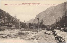 -09 -ARIEGE - Environs D'AX-les-THERMES - VillageD'Orlu - Ax Les Thermes