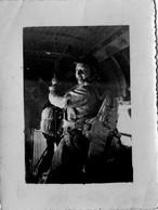 Photo  Ancienne  - Parachutiste -  MURAT  ( Allier)   Dubost Pierre - Krieg, Militär