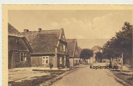 AK Breege, Straßenansicht - Allemagne
