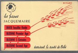 Buvard BLEDINE JACQUEMAIRE  (PPP9376) - Food