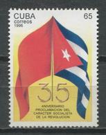 Cuba 1996 / Socialist Revolution MNH Revolucion Socialista / Cu9323  36 - Cuba
